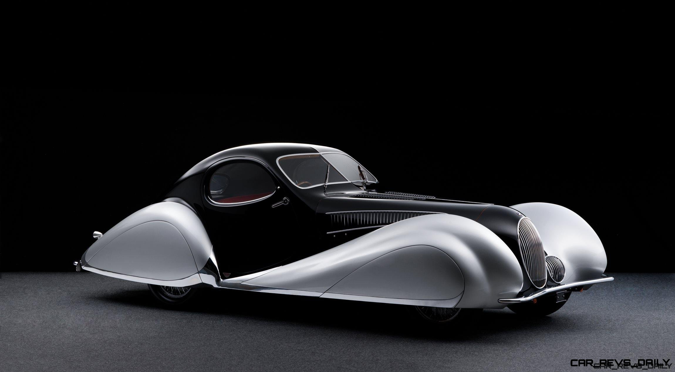 1937 Talbot-Lago T150-C SS 20