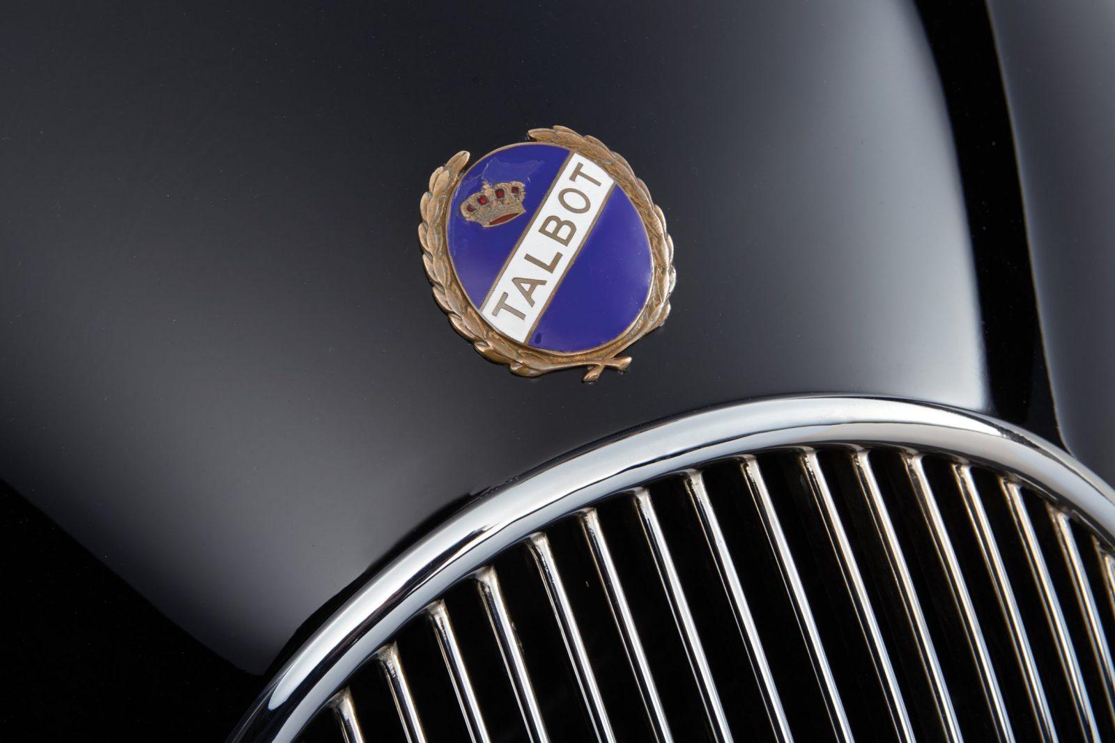 1937 Talbot-Lago T150-C SS 4