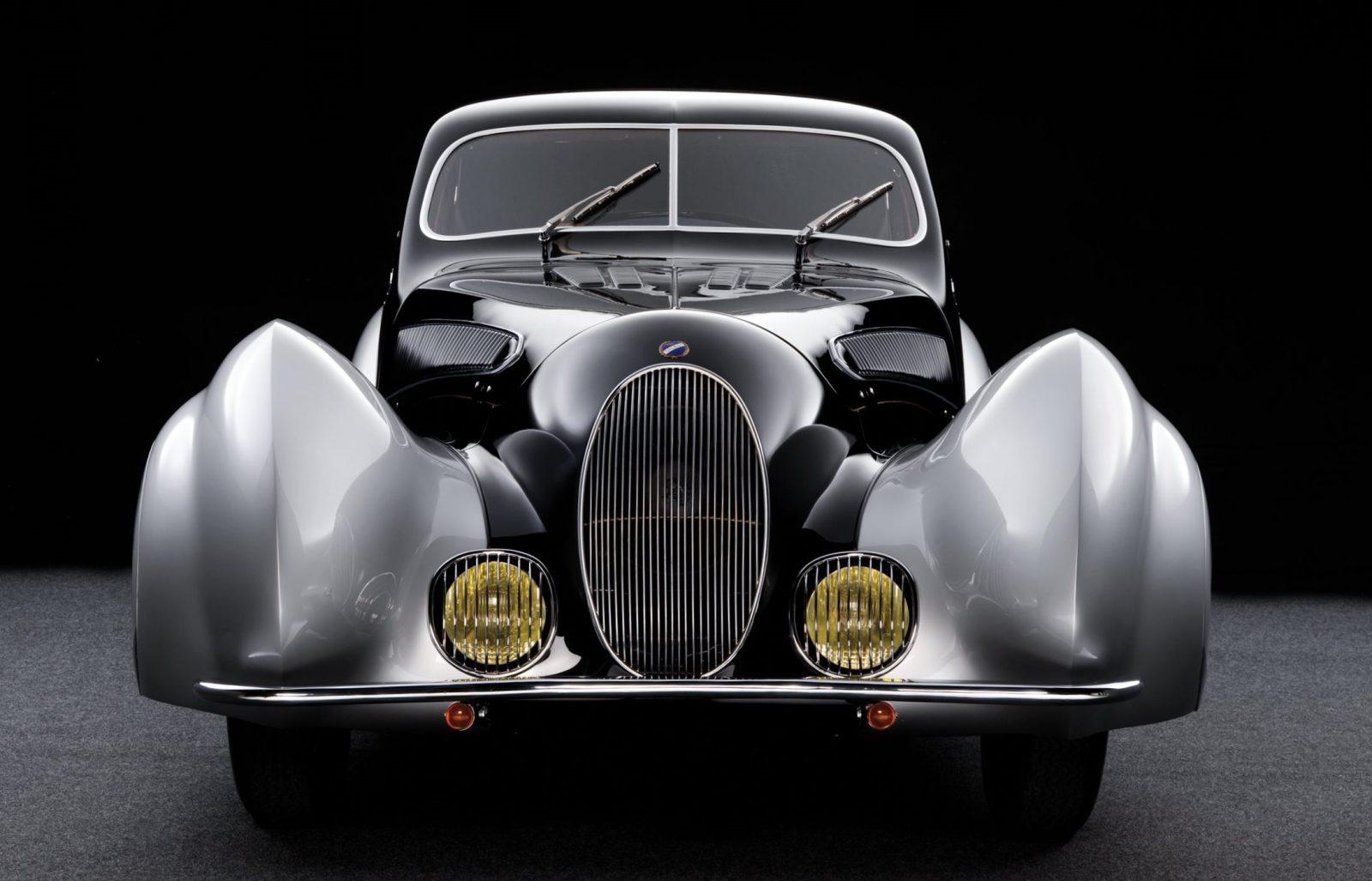 1937 Talbot-Lago T150-C SS 8