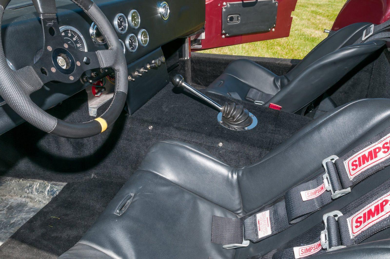 2008 Factory Five Type 65 'Daytona' Coupe 10