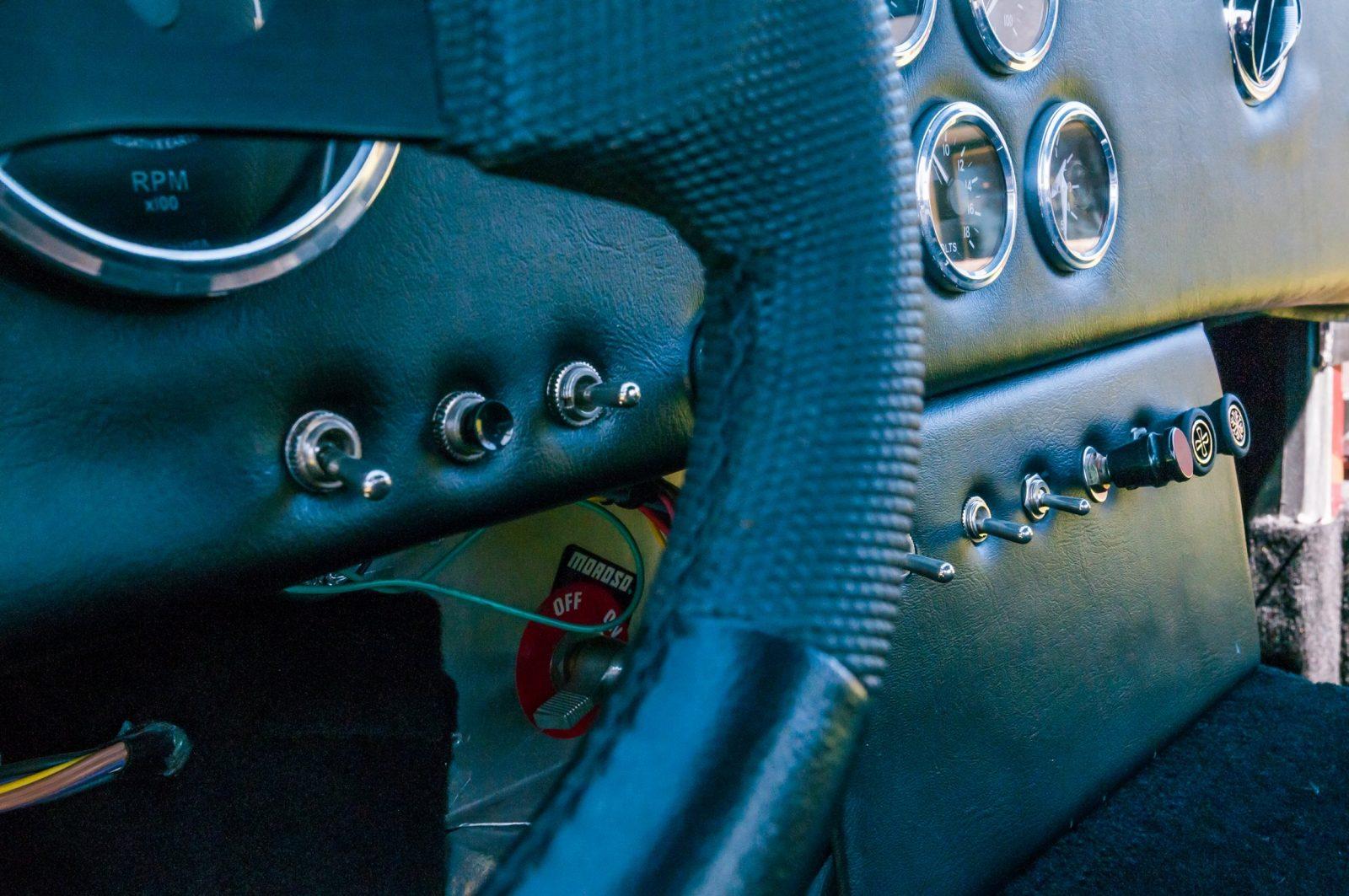 2008 Factory Five Type 65 'Daytona' Coupe 12