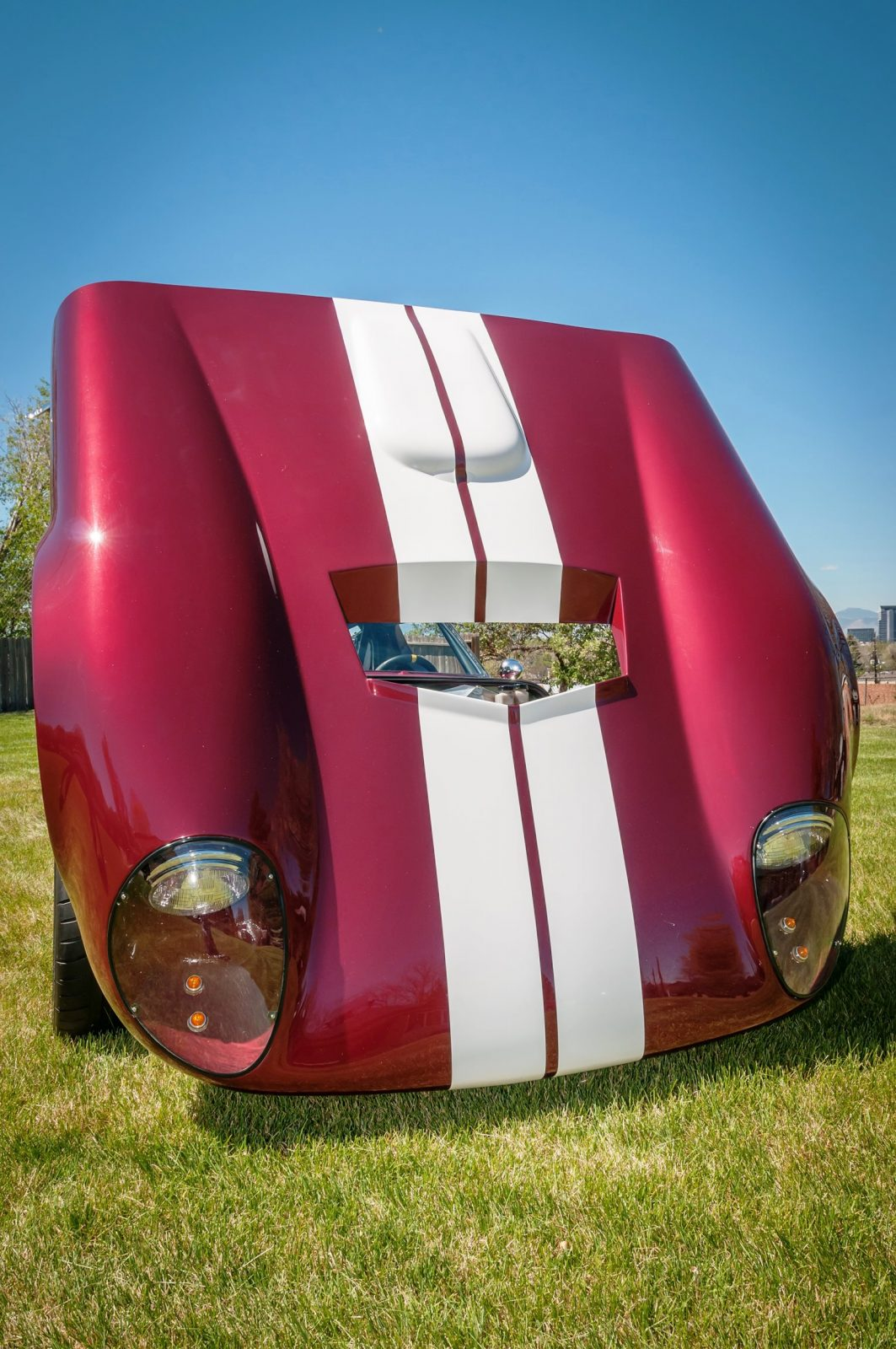 2008 Factory Five Type 65 'Daytona' Coupe 17