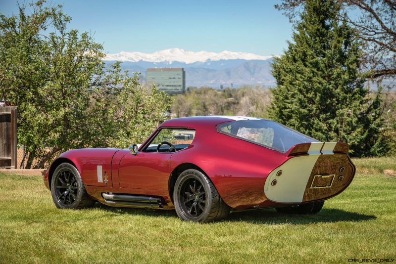 2008 Factory Five Type 65 'Daytona' Coupe 30