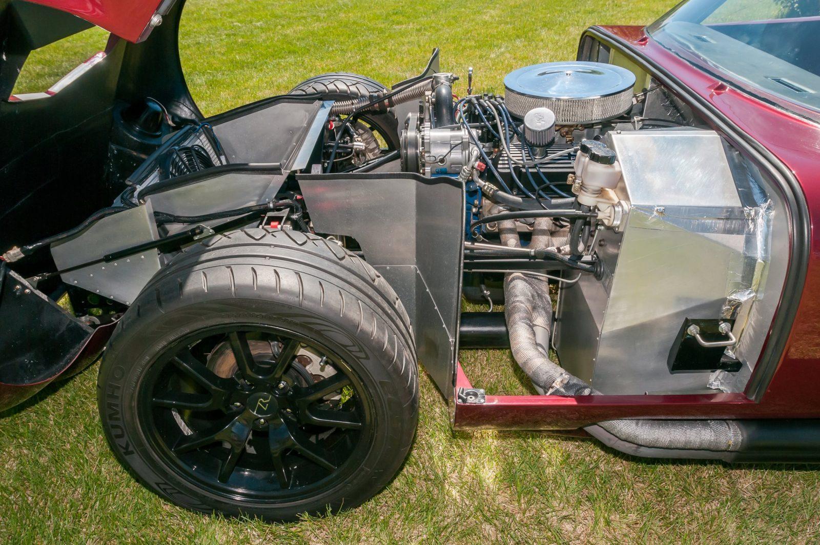 2008 Factory Five Type 65 'Daytona' Coupe 4