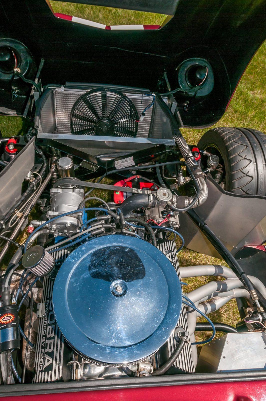 2008 Factory Five Type 65 'Daytona' Coupe 5