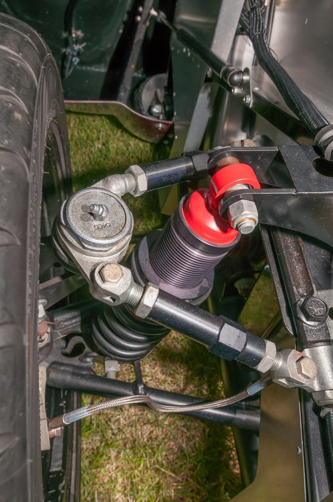 2008 Factory Five Type 65 'Daytona' Coupe 6