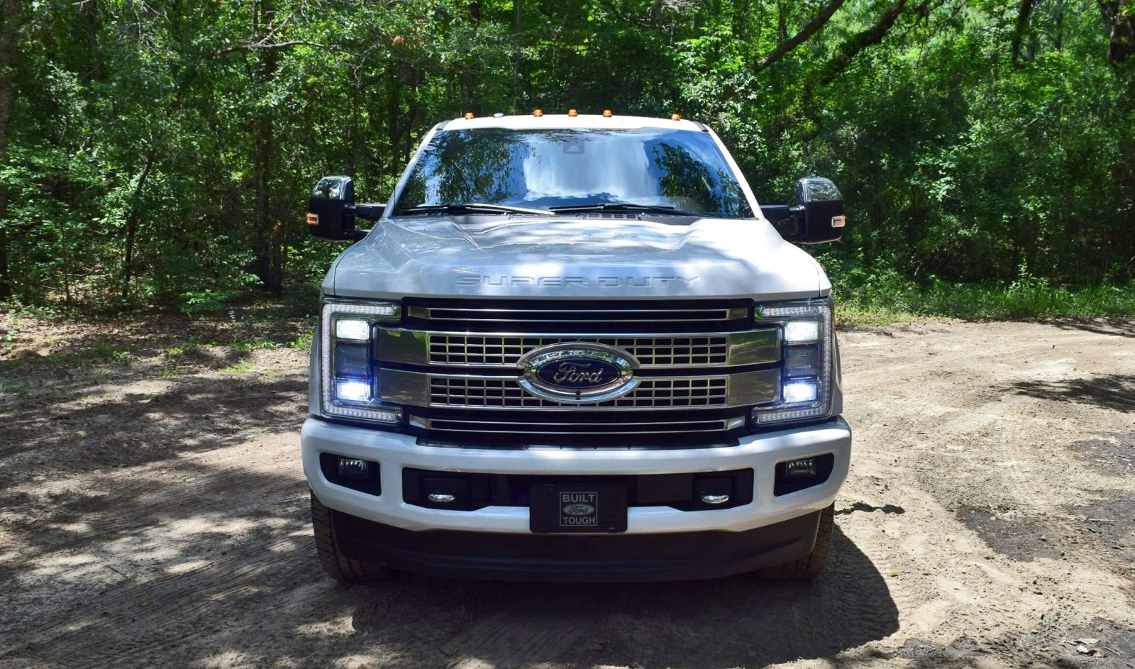2017 Ford F 250 Super Duty 67l Platinum Road Test Review W Videos 2014 450 Very Similar From Car Revs Daily