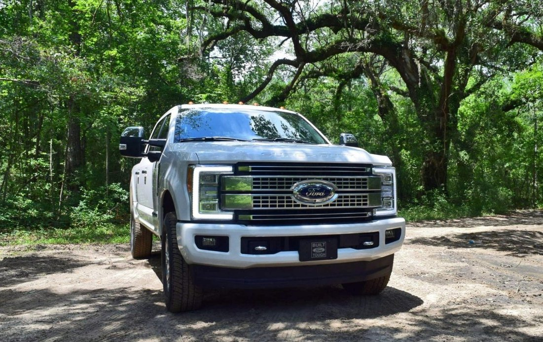 2017 Ford F 250 Super Duty 6 7l Platinum Road Test Review W Videos Best Of 2017 Awards Car Revs Daily Com