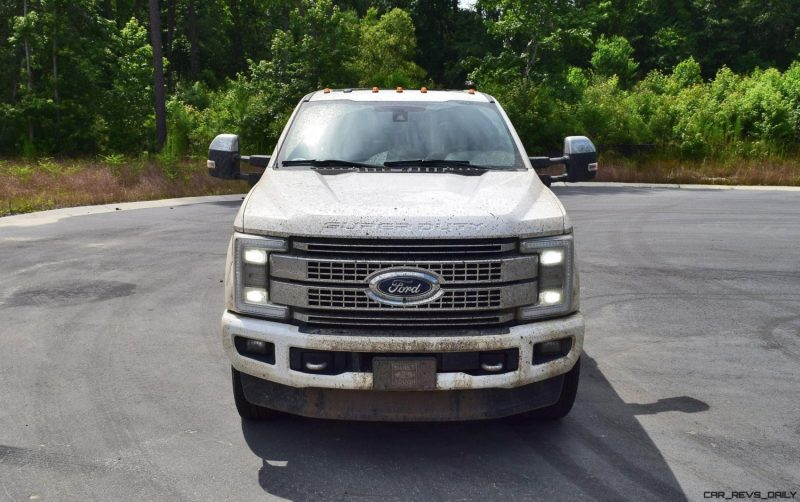 2017 Ford F-250 Super Duty Platinum White Exteriors 51