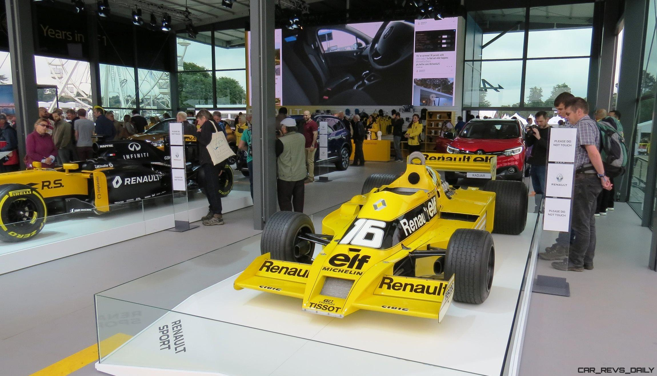 Trade Stands Goodwood Festival Speed : Goodwood festival of speed