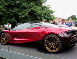 2017 Goodwood Festival of Speed – Walkaround Highlights Gallery in 130 Photos
