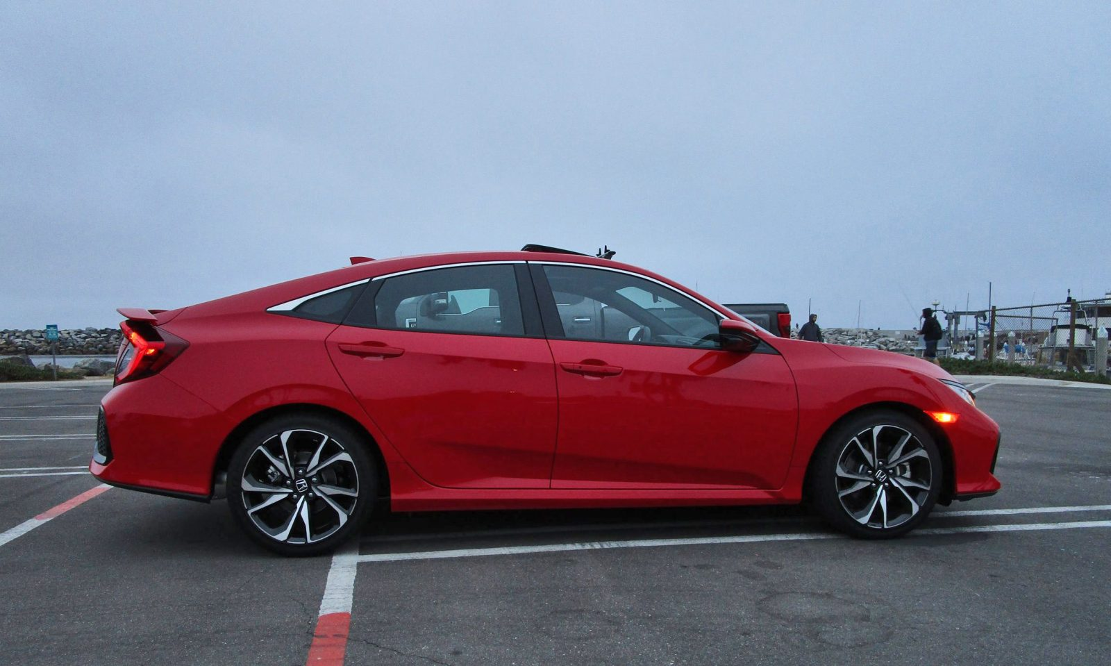 2017 honda civic si sedan road test review by ben lewis for Si honda civic
