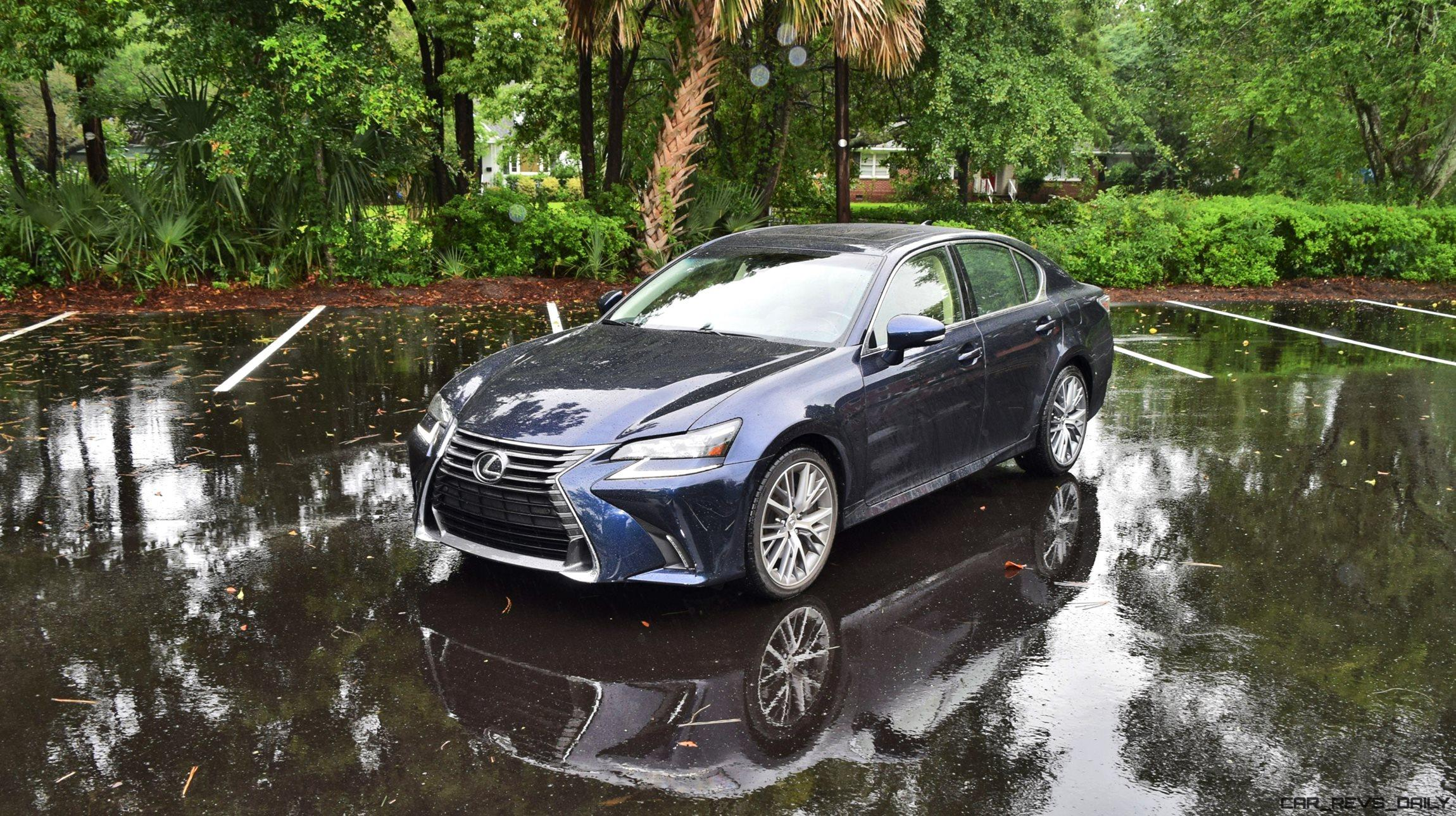 2017 Lexus GS350 RWD Luxury - Road Test Review + Drive Video!