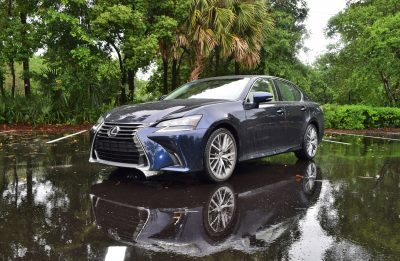 2017 Lexus GS350 RWD Luxury 5