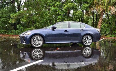 2017 Lexus GS350 RWD Luxury 8