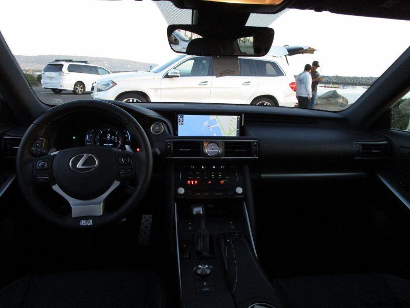 2017 Lexus IS350 F Sport24