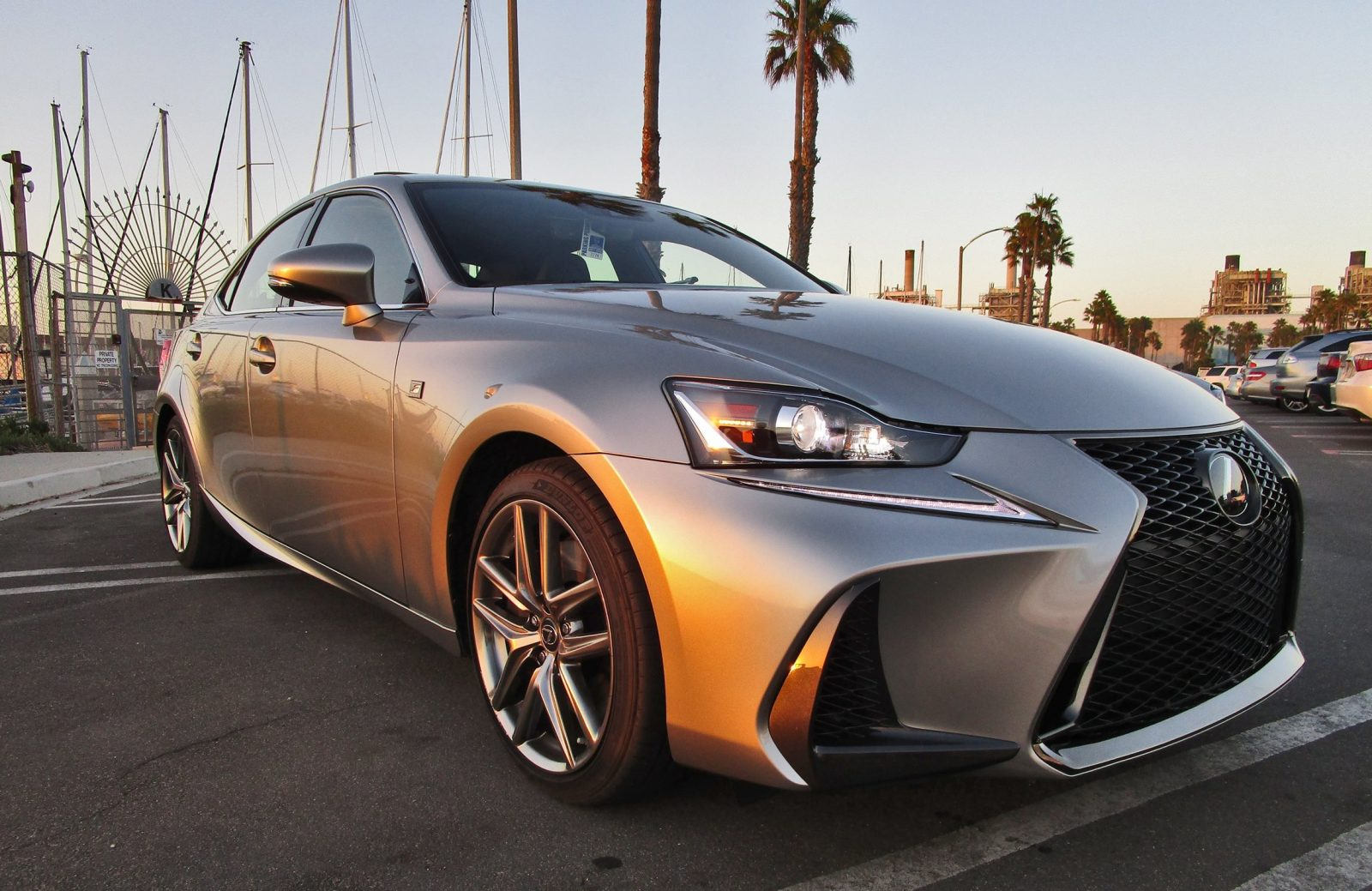 2017 Lexus Is350 F Sport Road Test Review By Ben Lewis
