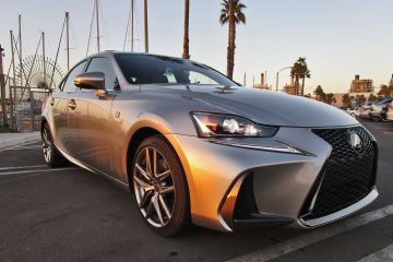 2017 Lexus IS350 F Sport – Road Test Review – By Ben Lewis