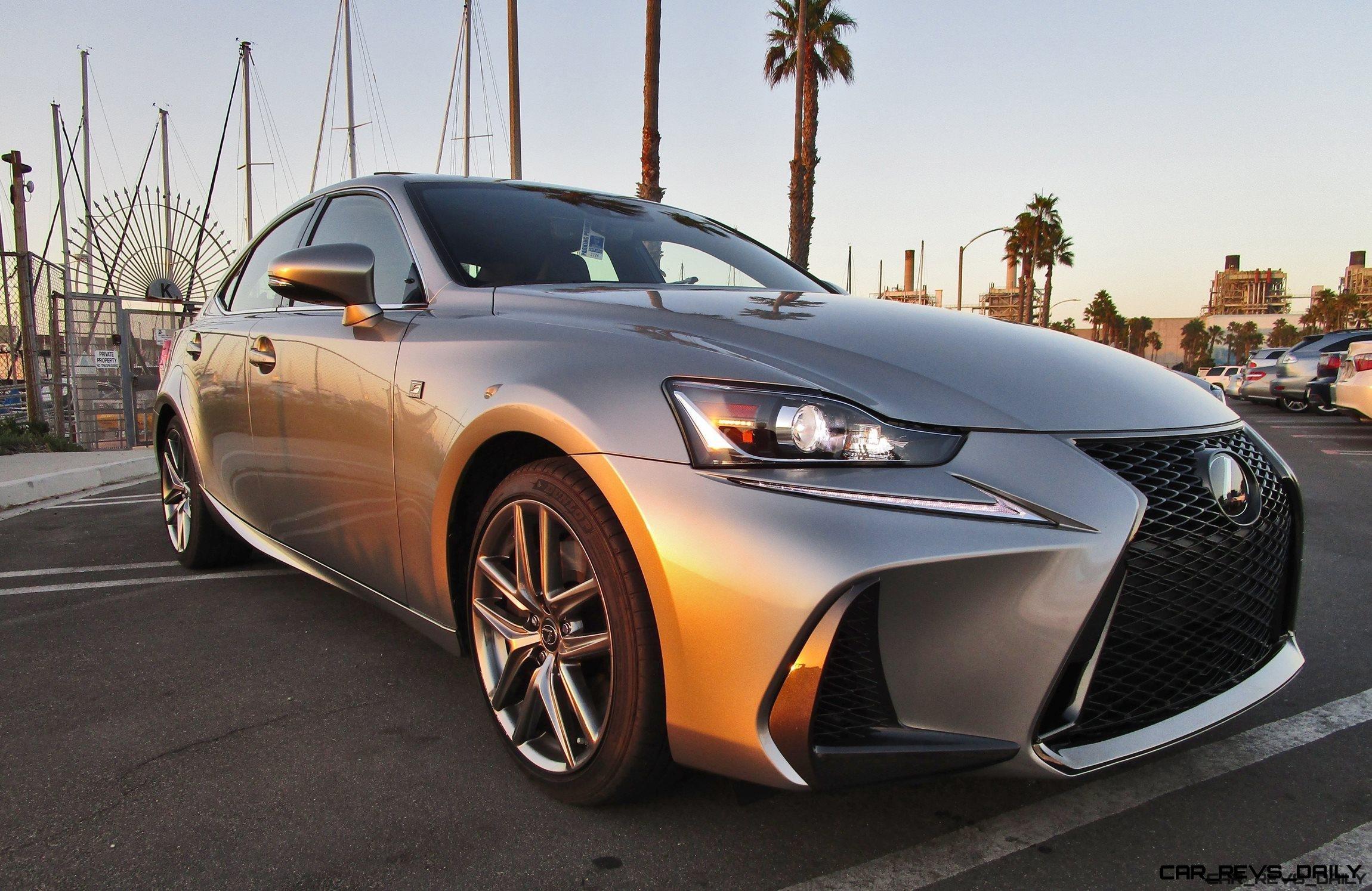 Lexus Is350 F Sport >> 2017 Lexus Is350 F Sport Road Test Review By Ben Lewis