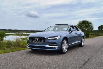 2017 Volvo S90 T6 – Road Test Review + Best of 2017 Award-Winner