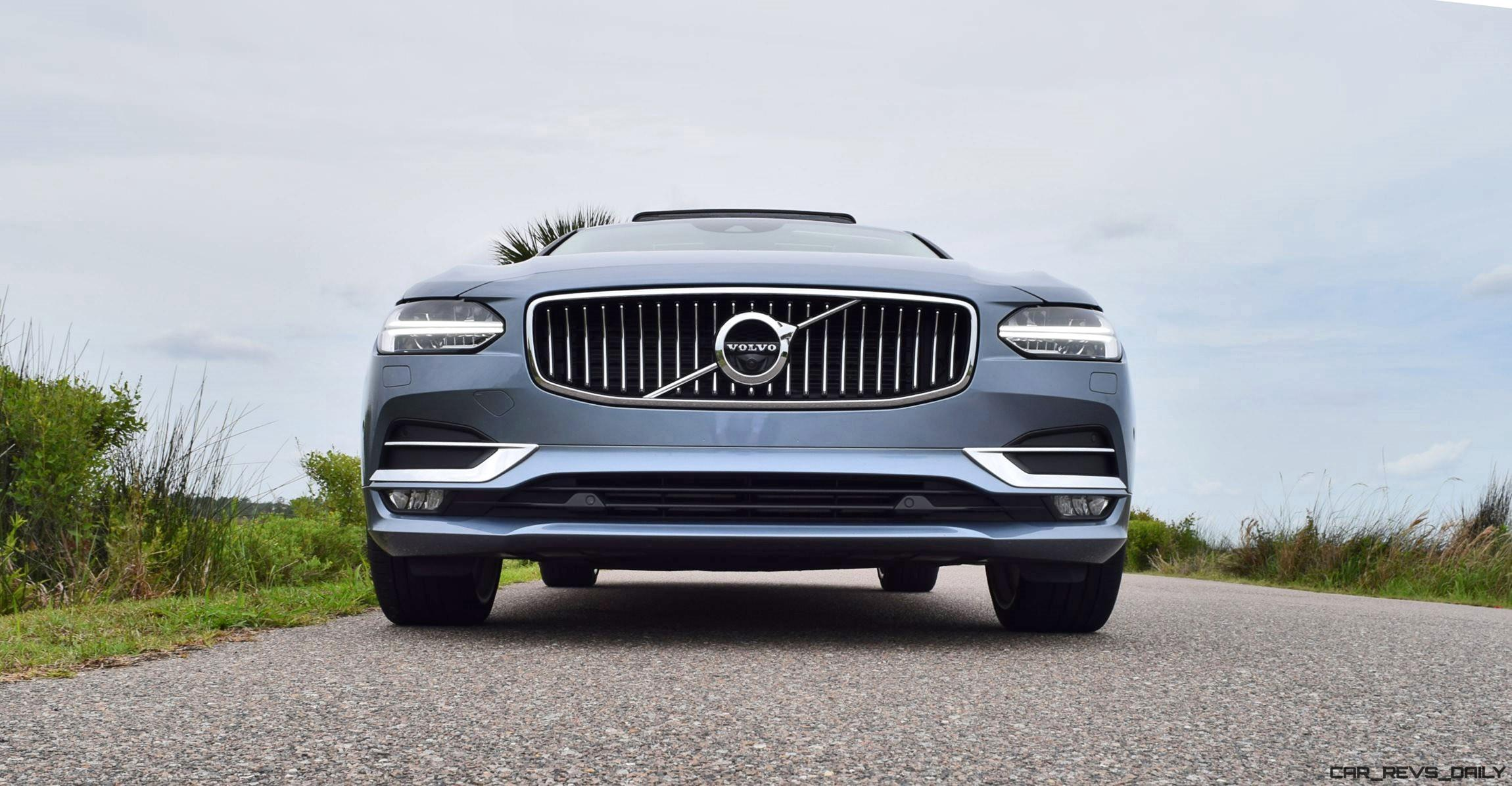 2017 Volvo S90 T6 Road Test Review Best Of Award