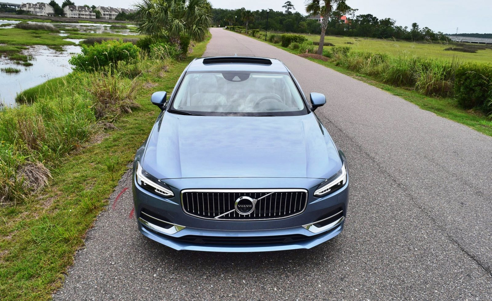 2017 volvo s90 t6 road test review best of 2017 award winner. Black Bedroom Furniture Sets. Home Design Ideas