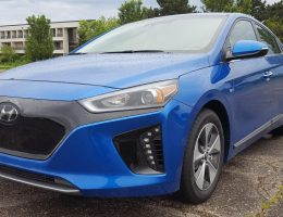 Road Test Review – 2017 Hyundai Ioniq Electric Limited – By Carl Malek