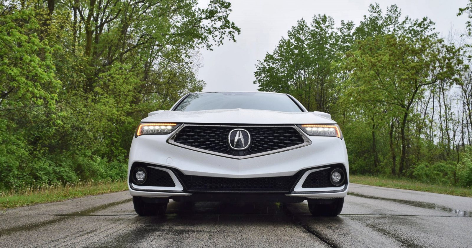 2018 Acura TLX A-Spec 1