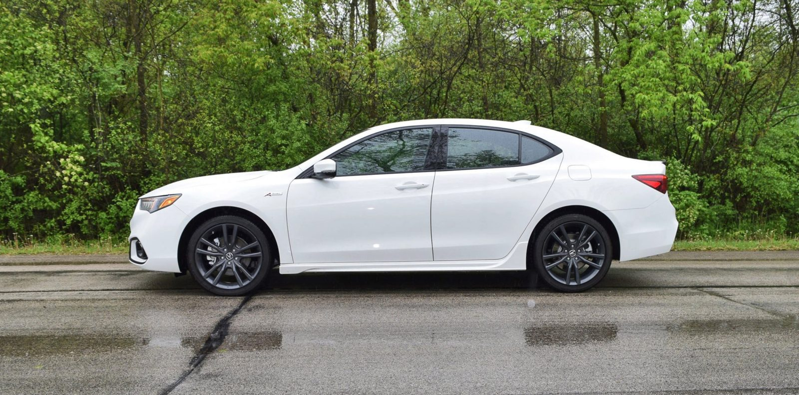 2018 Acura TLX A-Spec 10