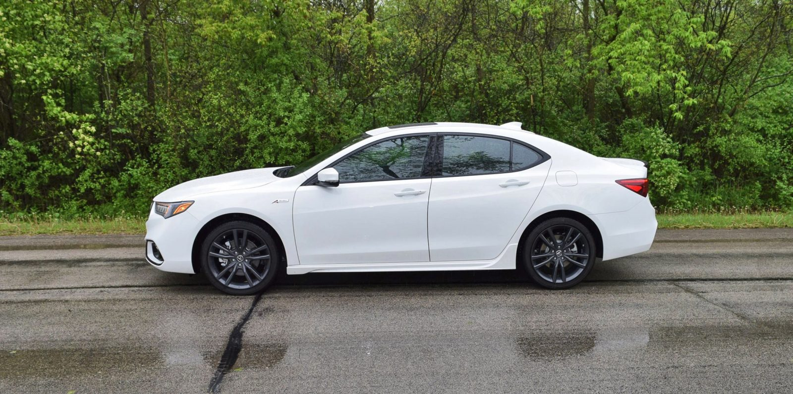 2018 Acura TLX A-Spec 11