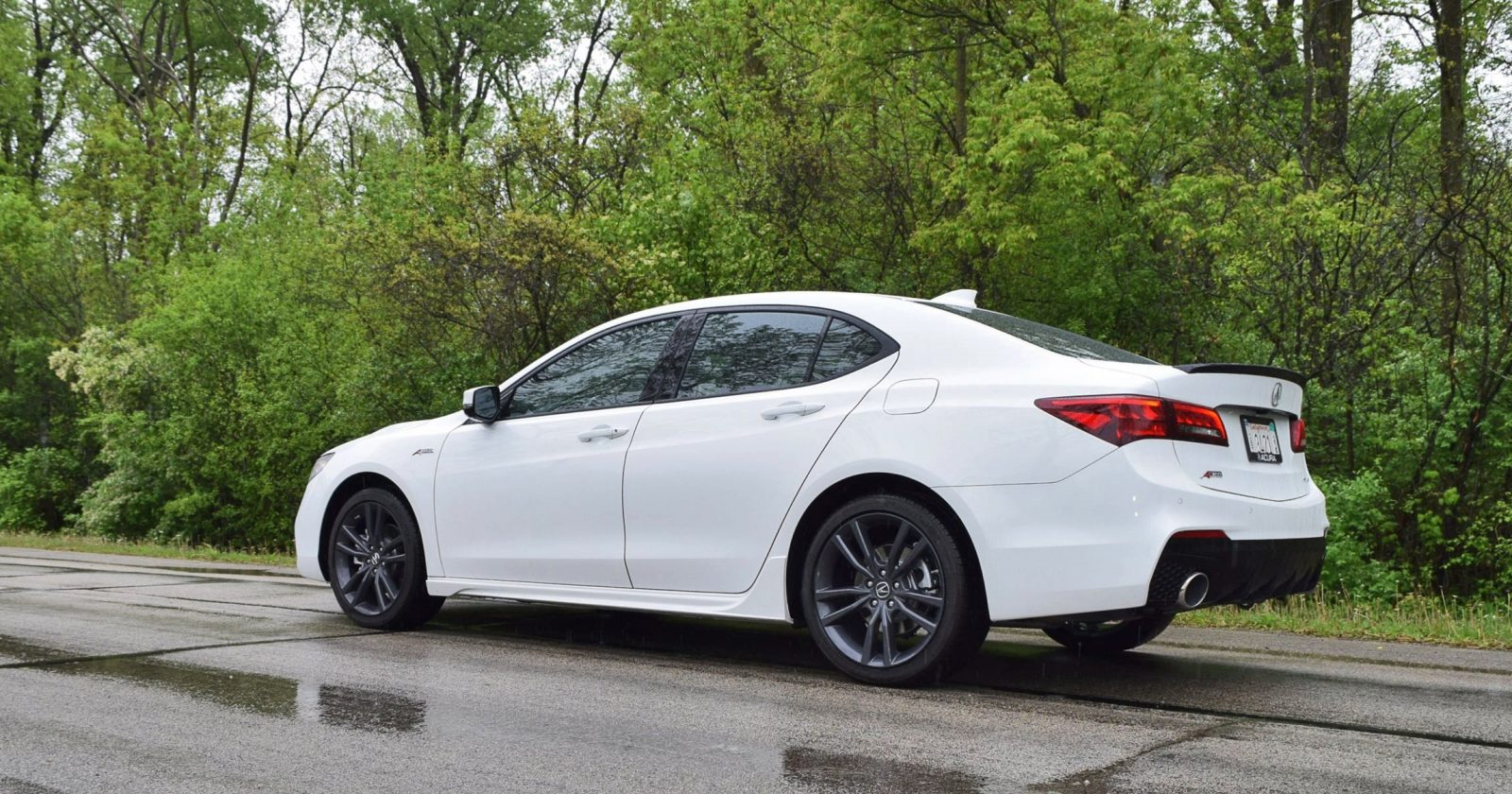 2018 Acura TLX A-Spec SH-AWD - First Drive Video + 42 ...