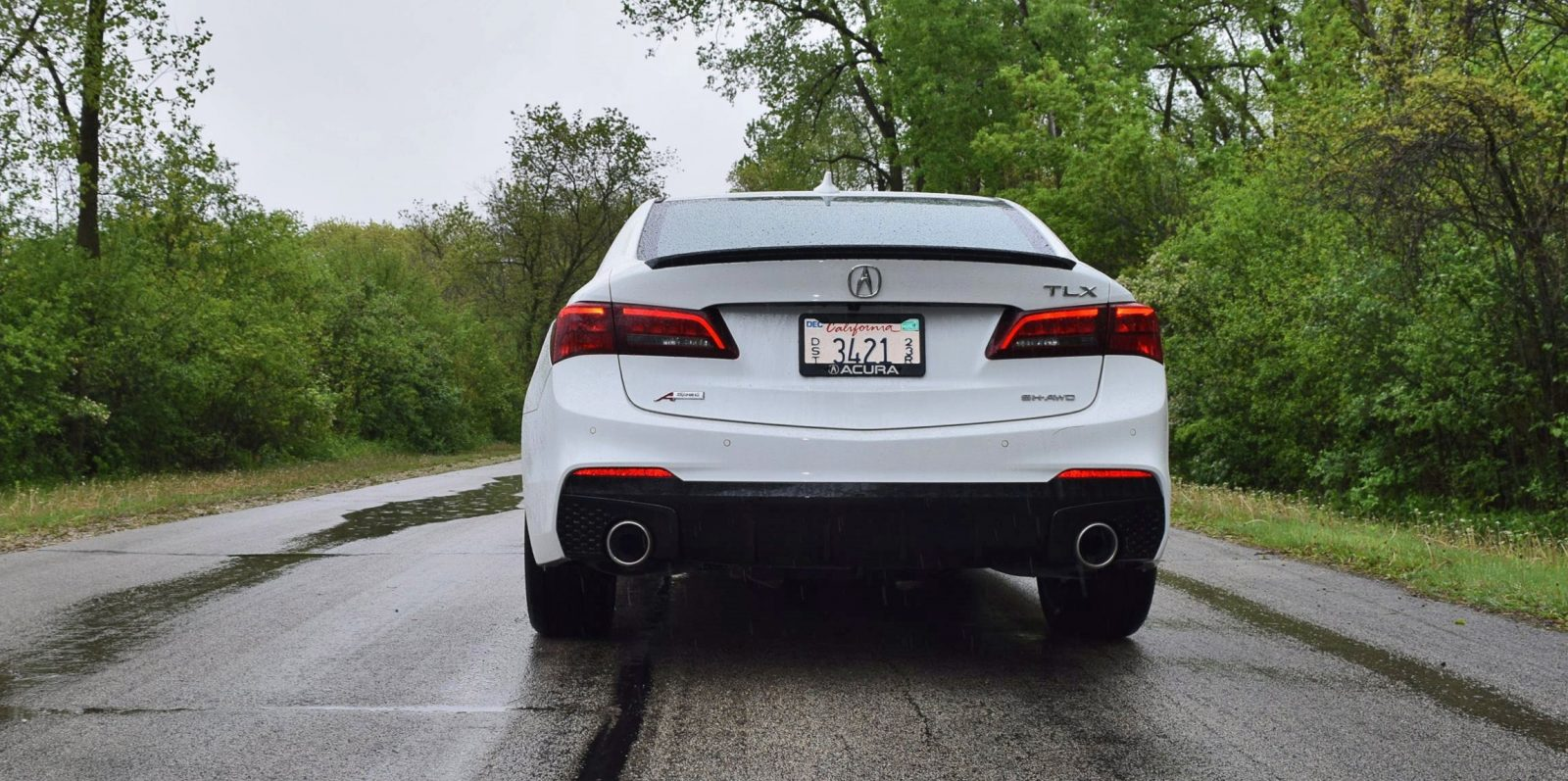 2018 Acura TLX A-Spec 19