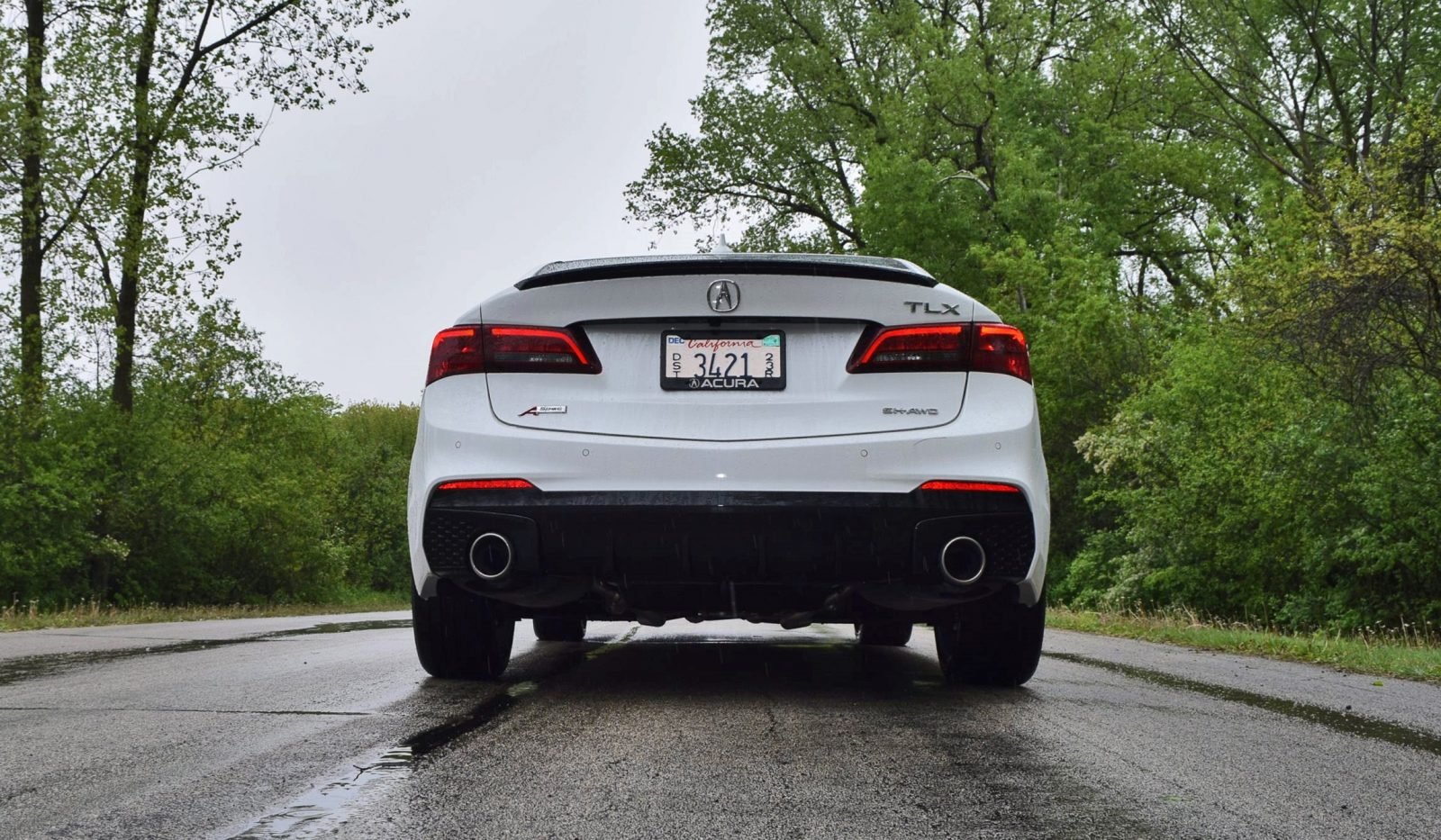 2018 Acura TLX A-Spec 20