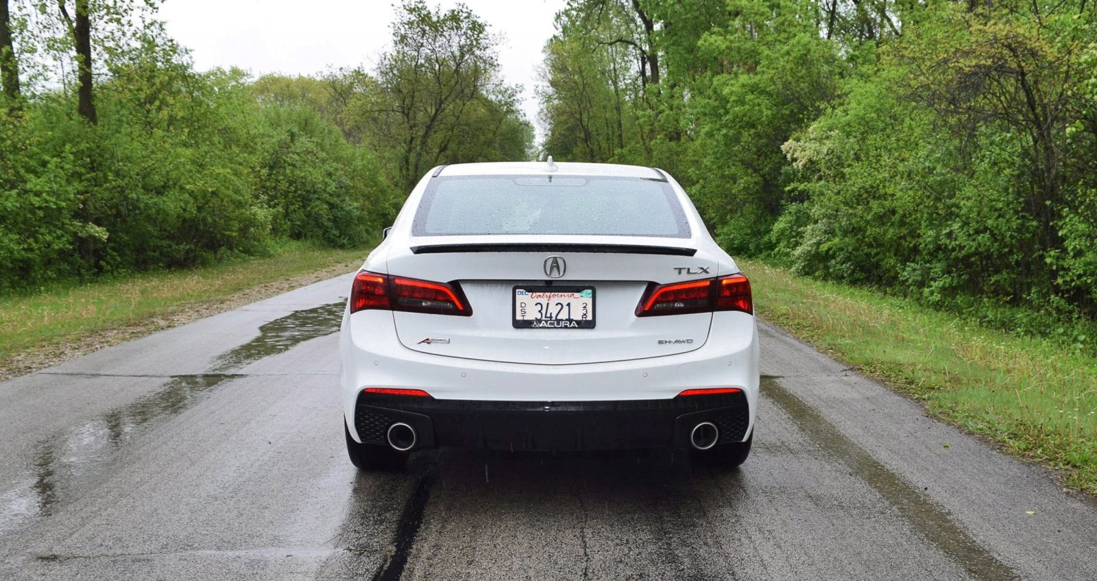 2018 Acura TLX A-Spec 21