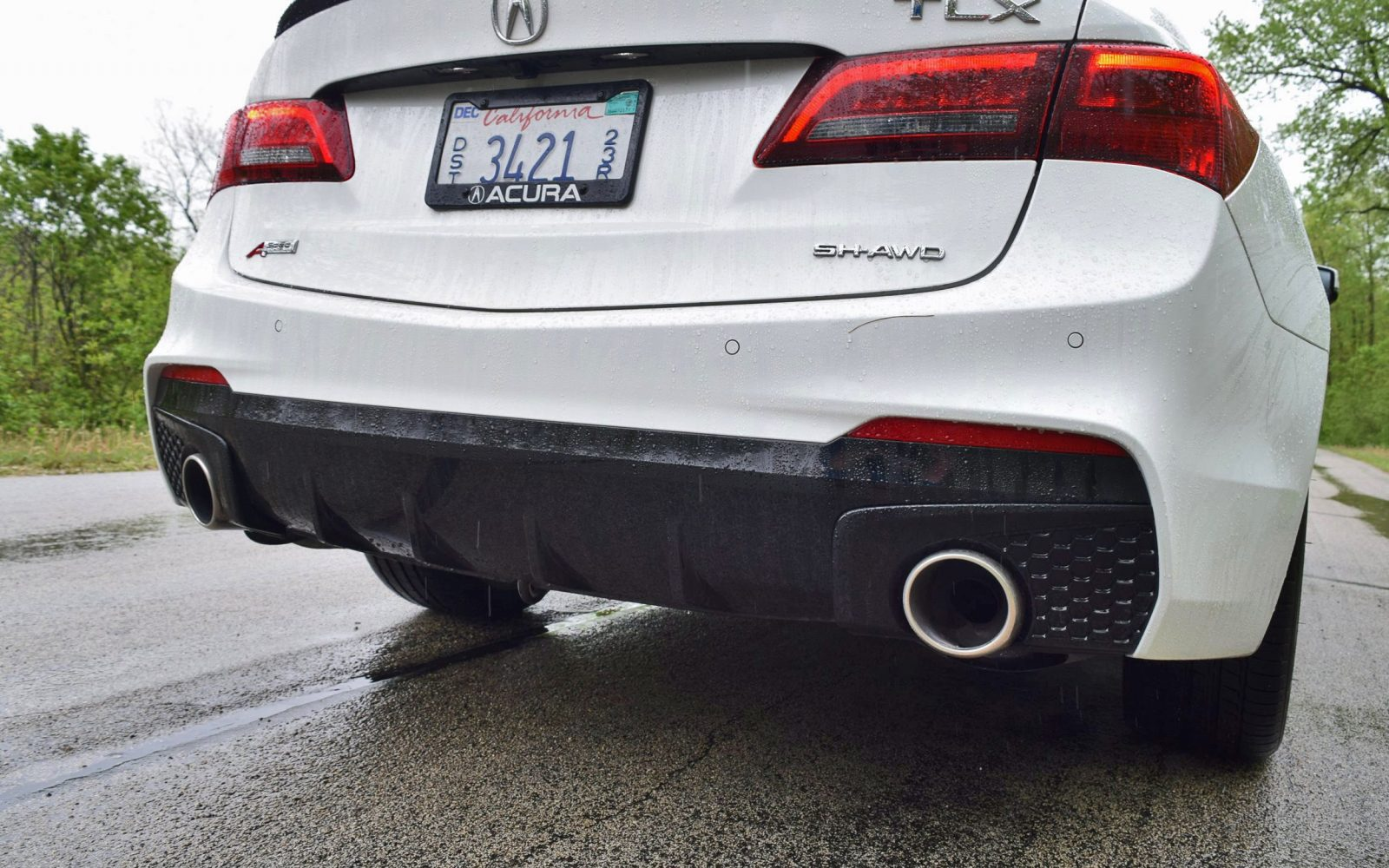 2018 Acura TLX A-Spec 24