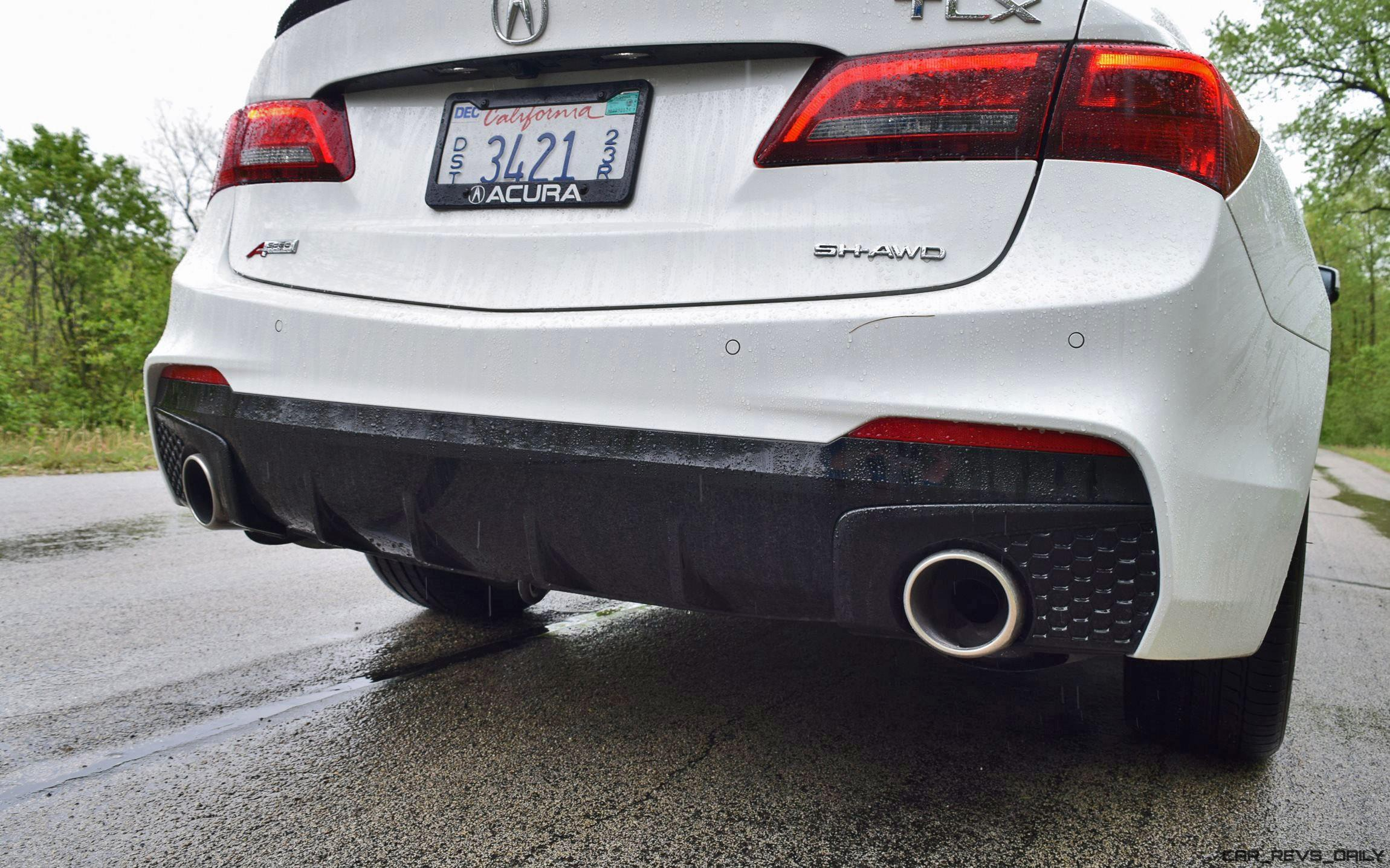 2018 Acura Tlx A Spec 24