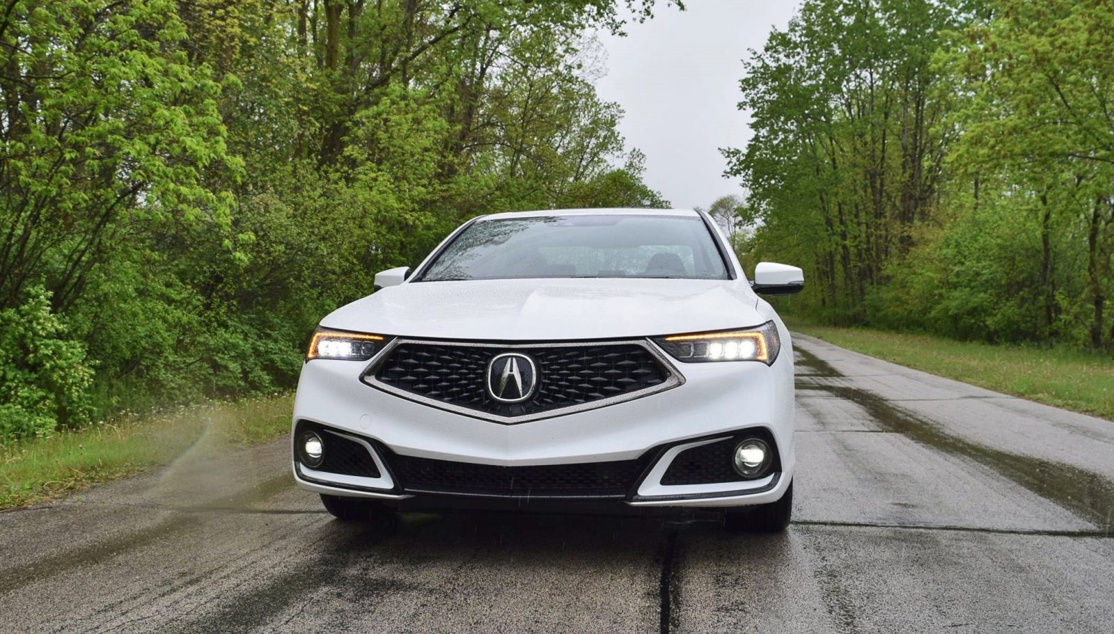 2018 Acura TLX A-Spec 25
