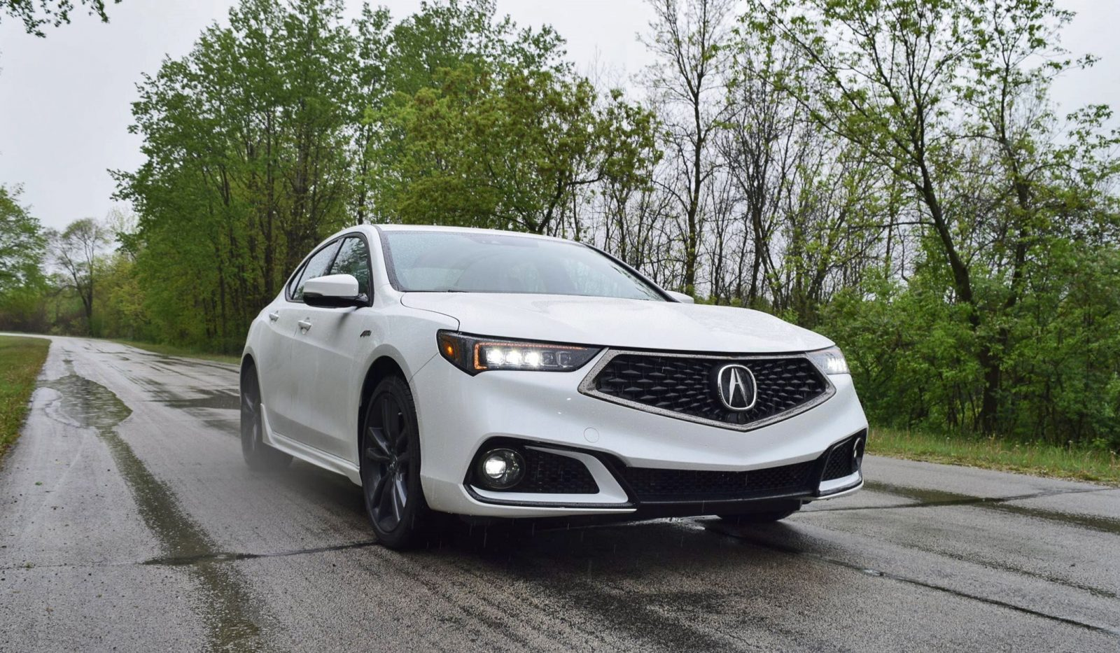 2018 Acura TLX A-Spec 29