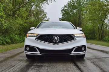 2018 Acura TLX A-Spec SH-AWD – First Drive Video + 42-Photo Flyaround