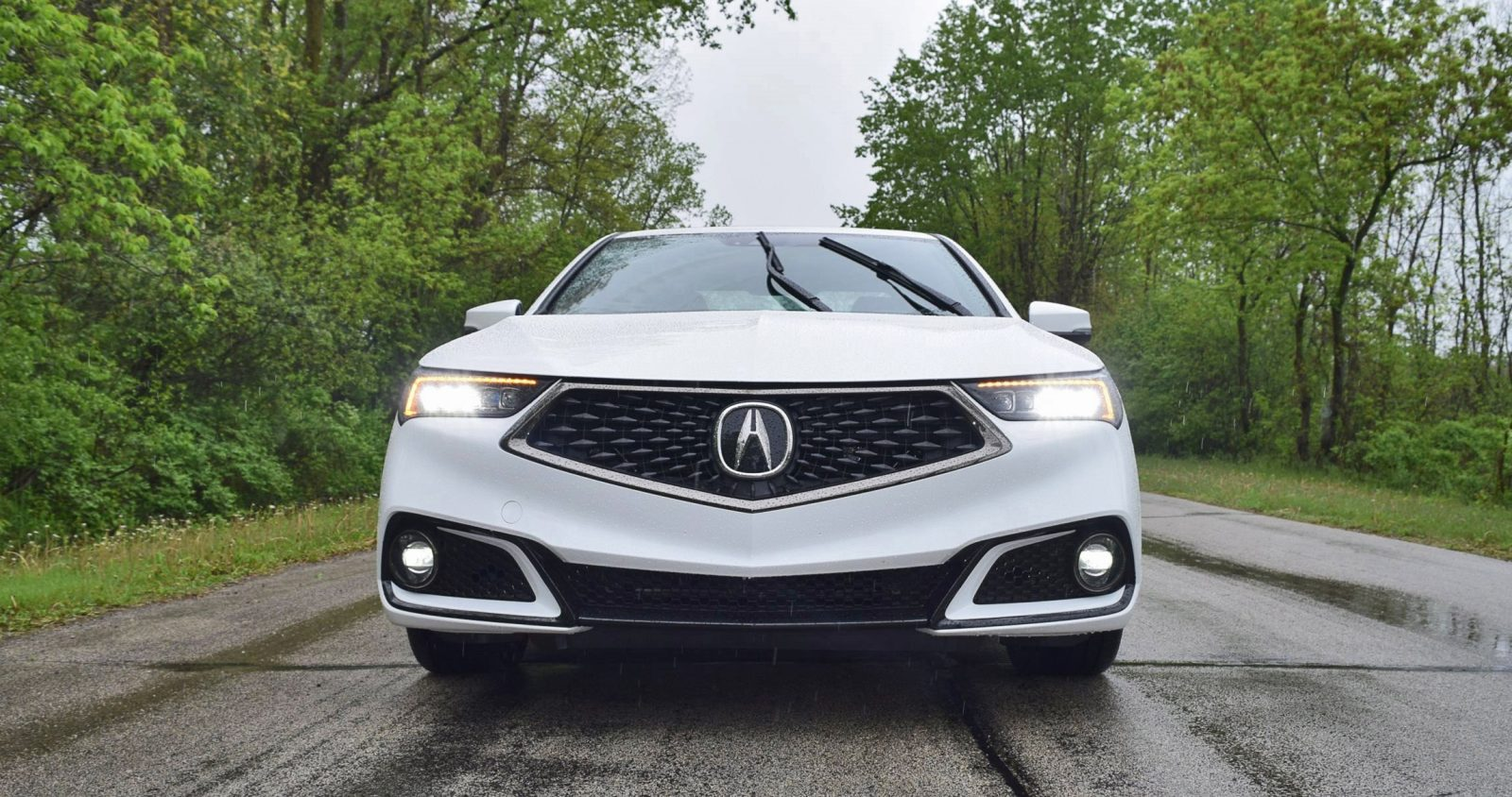 2018 Acura TLX A-Spec 35