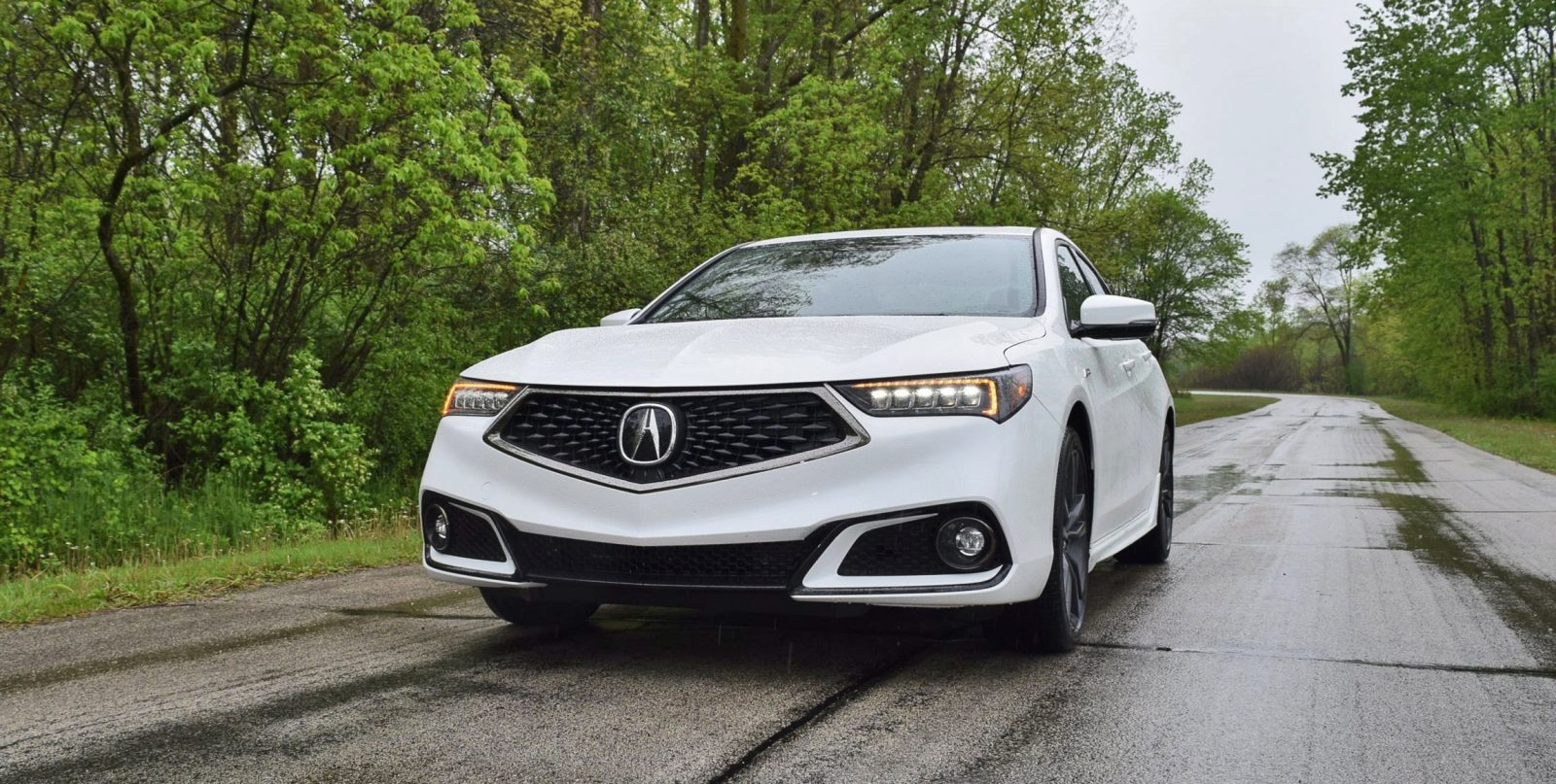 2018 Acura TLX A-Spec SH-AWD - First Drive Video + 42-Photo Flyaround