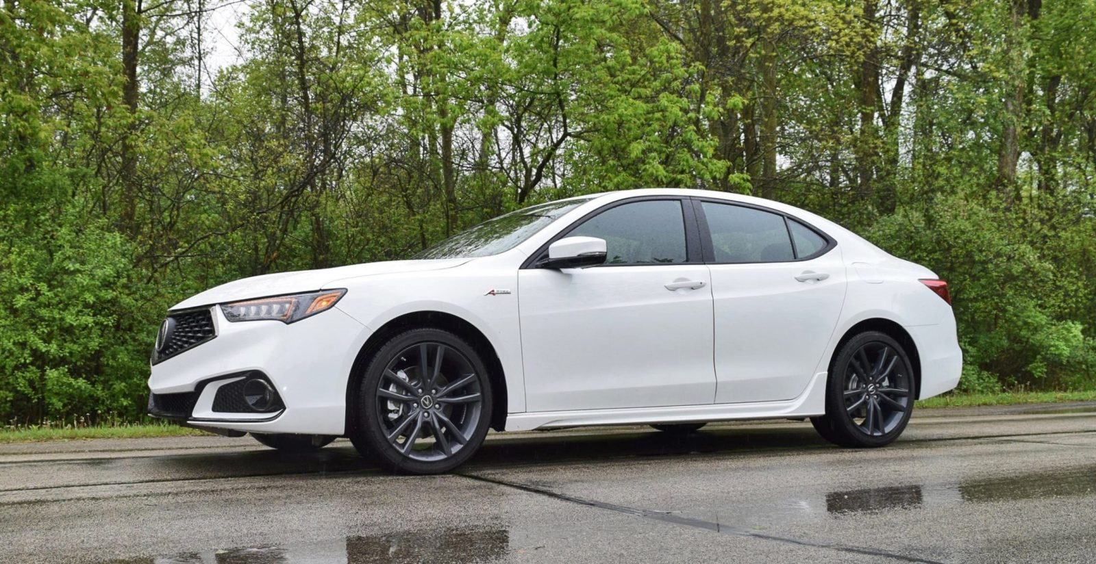 2018 Acura TLX A-Spec 8