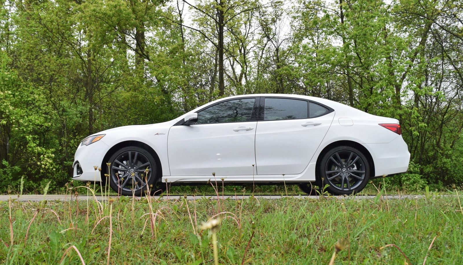 2018 Acura TLX A-Spec 9