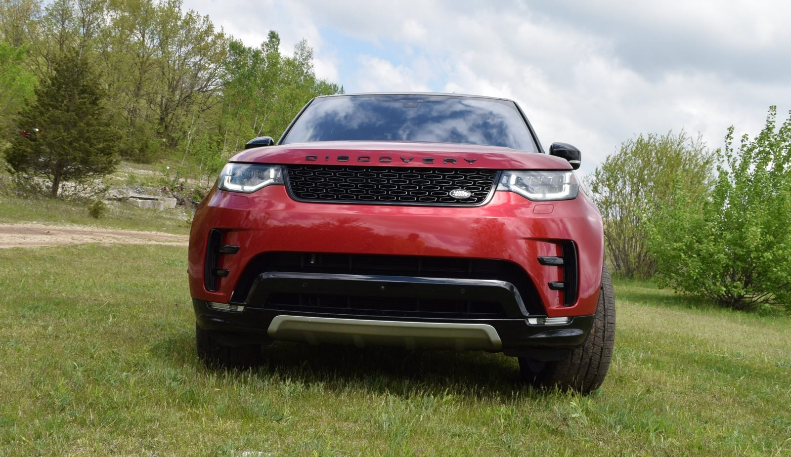 2018 Land Rover DISCOVERY 18