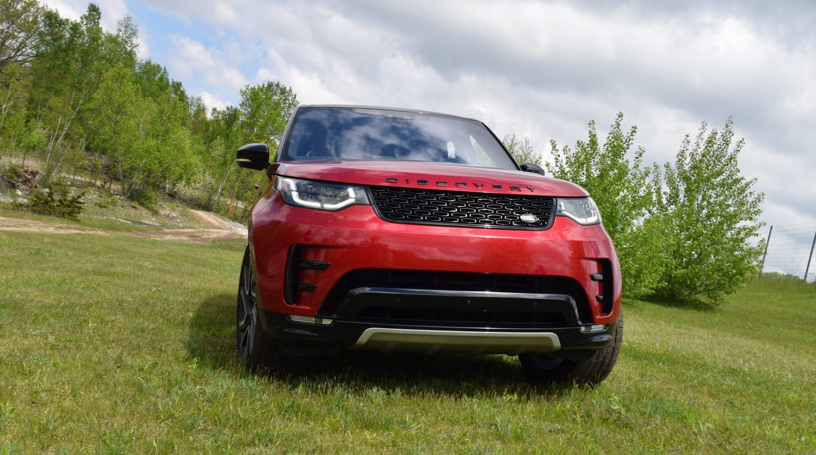 2018 Land Rover DISCOVERY 20