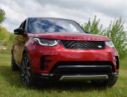 2018 Land Rover DISCOVERY – Off-Road First Drive