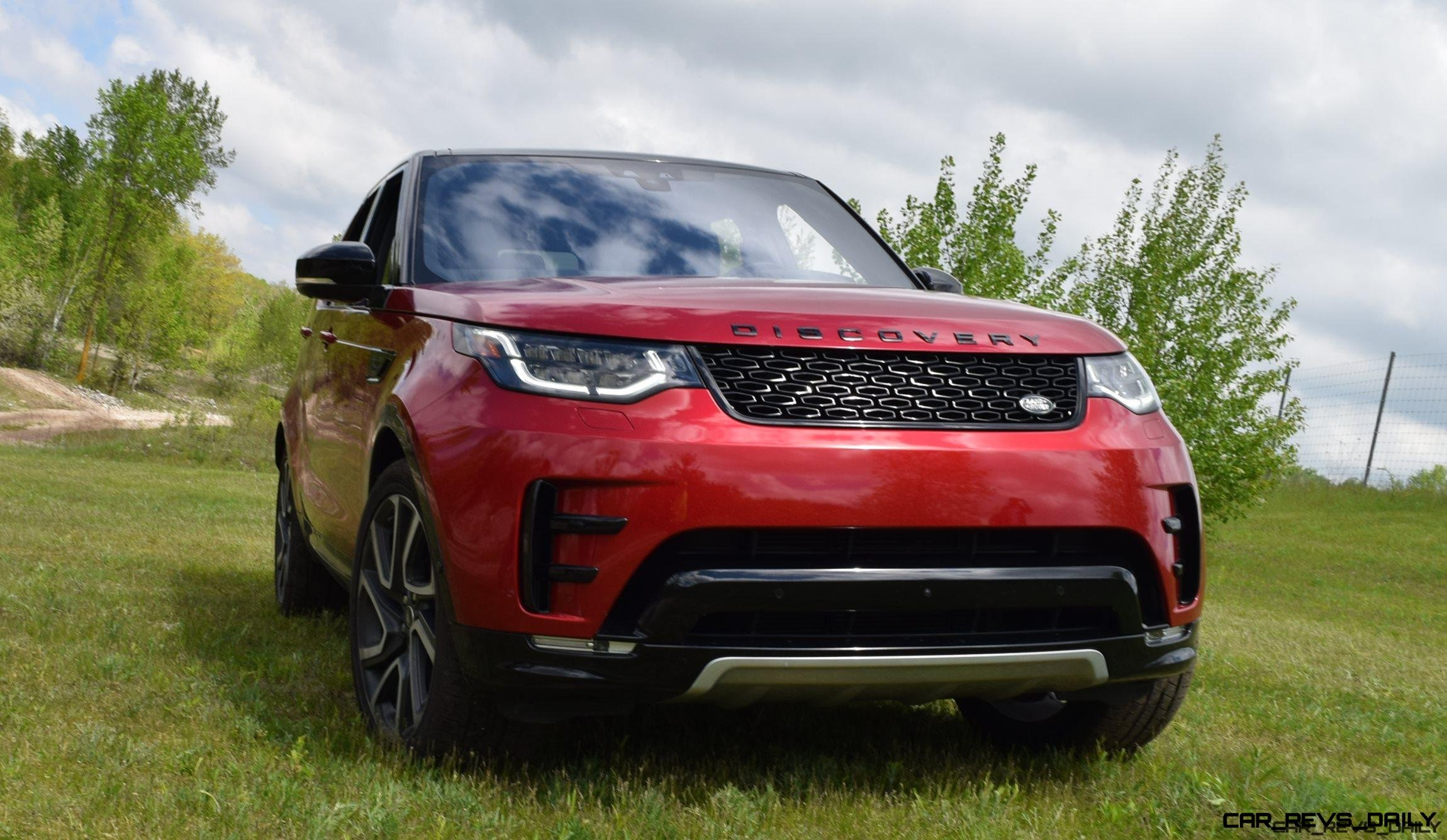 2018 Land Rover DISCOVERY 21