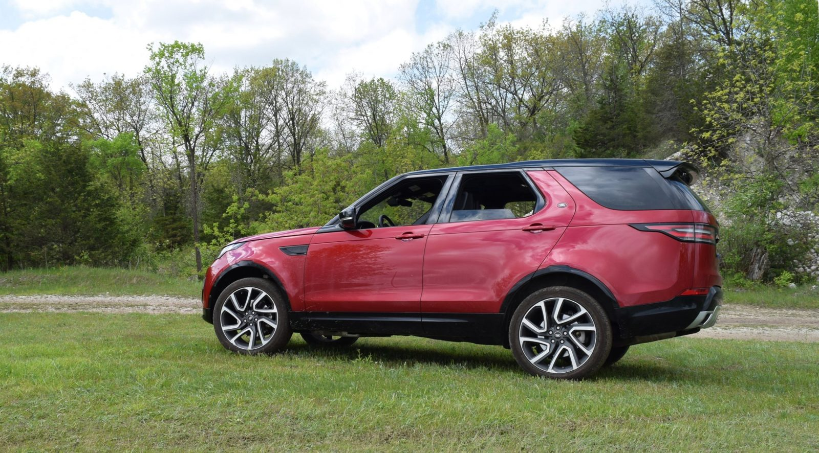 2018 Land Rover Discovery Off Road First Drive