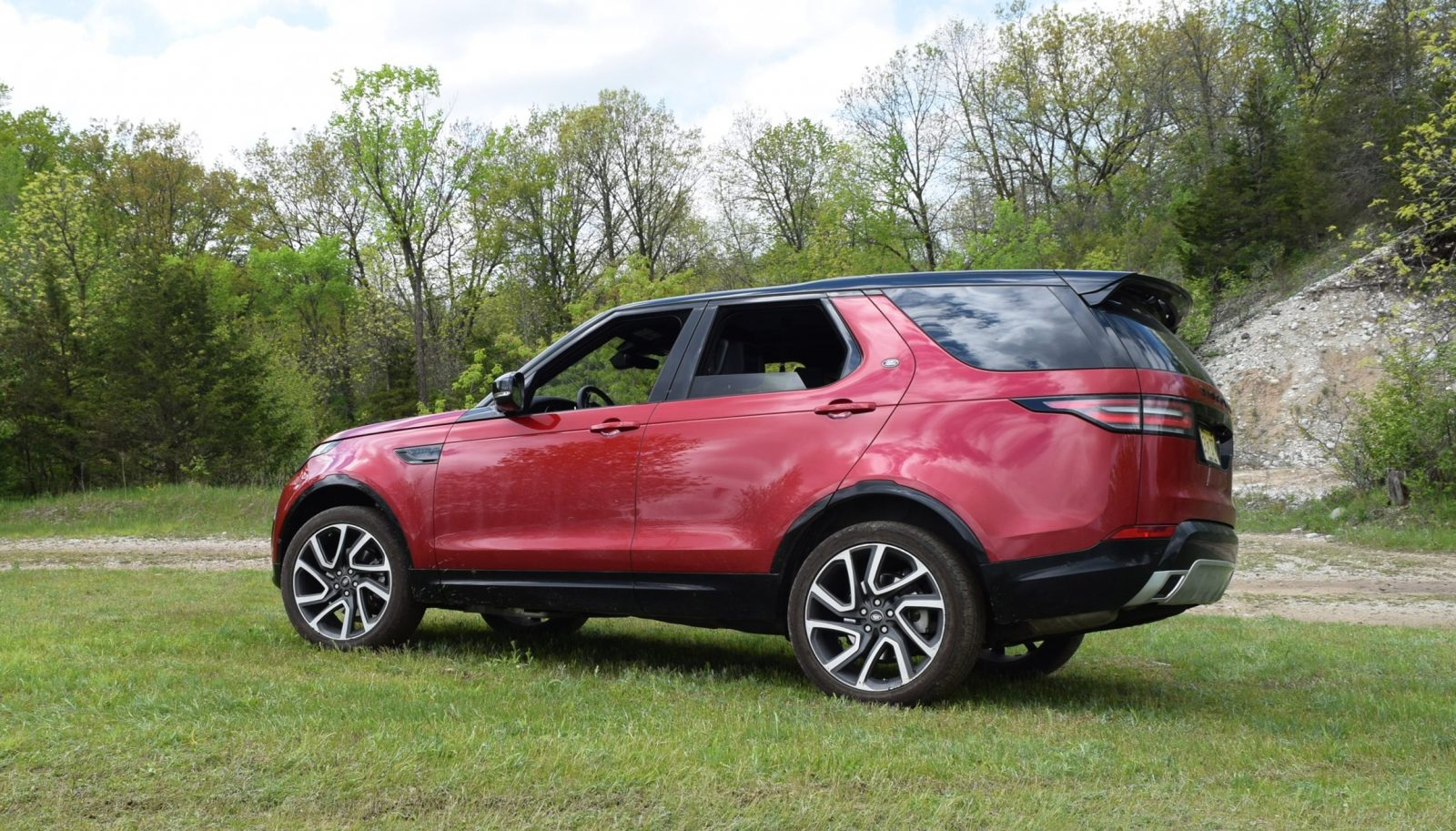 Nissan Pure Drive >> 2018 Land Rover DISCOVERY - Off-Road First Drive