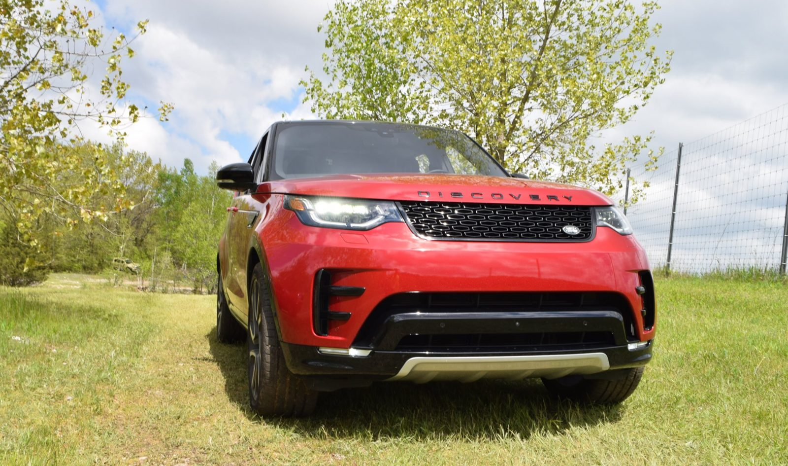 2018 land rover discovery off road first drive. Black Bedroom Furniture Sets. Home Design Ideas
